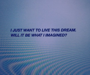 Dream, Lyrics, and plastic dreams image