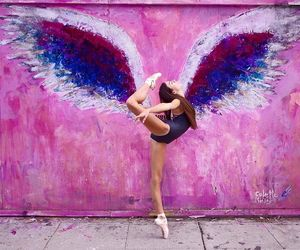 ballerina, dancer, and ballet image