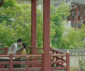 iu, kang haneul, and wang wook image