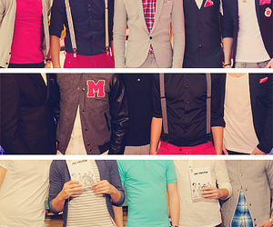 one direction and boys image