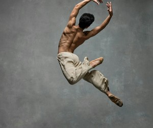 back, ballet, and beautiful image