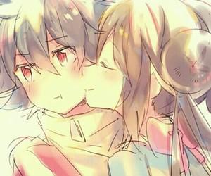 anime couple, fanart, and pokemon image