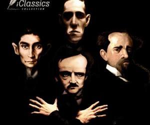 classics, kafka, and Lovecraft image