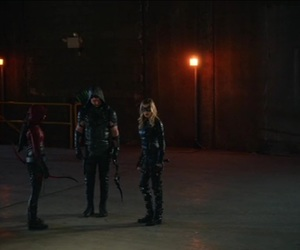 aesthetic, arrow, and Black Canary image