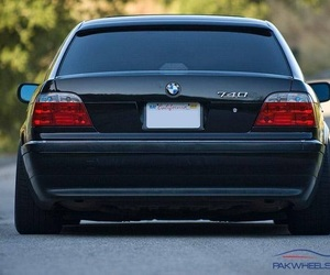 bmw, e38, and bmw lovers image