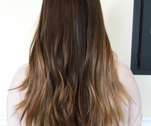 hair and balayage image