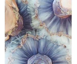 ballerina, tutu, and ballet image