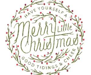 christmas, winter, and merry christmas image