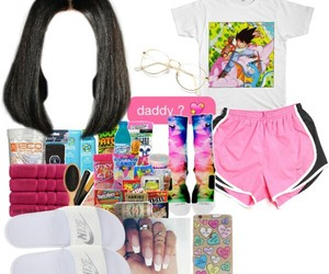 drippy, Polyvore, and chenellebeentrill image