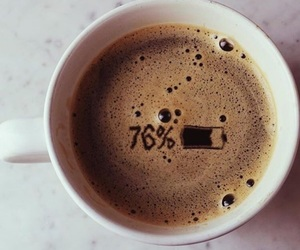 autumn, coffe, and food image