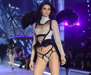 kendall jenner, Victoria's Secret, and model image