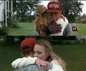 forrest gump, jenny, and love image
