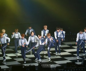 kpop, Seventeen, and stage image