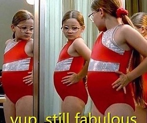 fabulous, quotes, and little miss sunshine image
