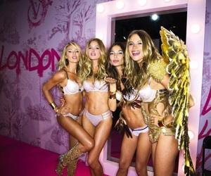 Behati Prinsloo, Doutzen Kroes, and Victoria's Secret image