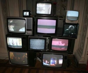 tv, grunge, and tumblr image