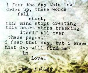 poem, poetry, and words image