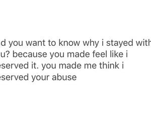 abuse, break up, and heartbreak image