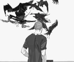 the raven boys and ronan lynch image