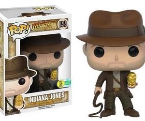 Indiana Jones, movie, and funko pop image