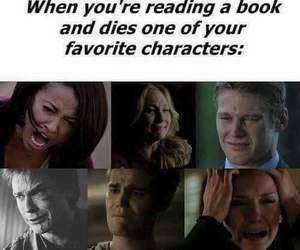 book, tvd, and character image