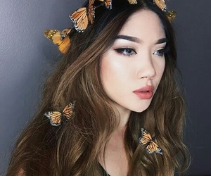 butterfly, marycake, and instagram image
