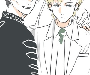bl, drarry, and harco image