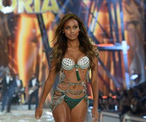 Victoria's Secret, jasmine tookes, and model image
