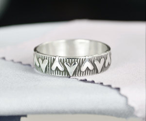 etsy, thumb ring, and valentines day image