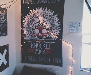hipster, bedroom, and indie image