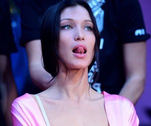 bella hadid, model, and Victoria's Secret image