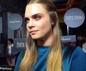 cara delevingne, blonde, and fashion image