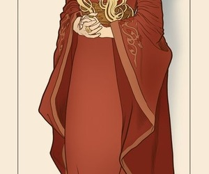game of thrones, cersei lannister, and got image