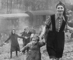 history, nazism, and refugees image