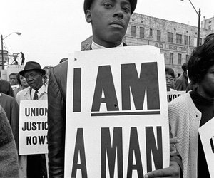 civil rights and protest image