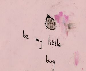 pink and be my little bug image