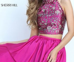 senior prom dress, 2017 prom dresses, and sherri hill 2017 image