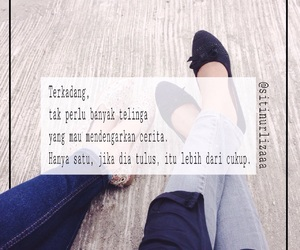indonesia, quote, and sahabat image