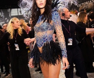 bella hadid, model, and angel image