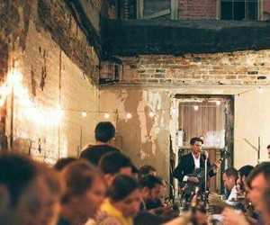 arquitectura, dinner, and food image