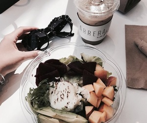 coffee, food, and healthy image