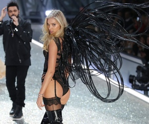 elsa hosk, model, and Victoria's Secret image