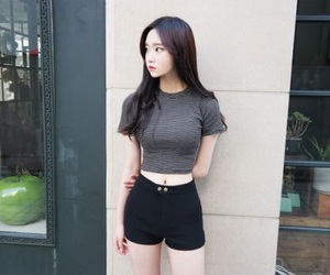 outfit, style, and asian image