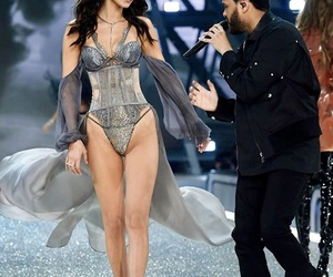 Victoria's Secret and bella hadid image