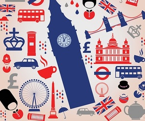 wallpaper and london image