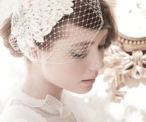 beautiful, charm, and lady image