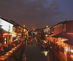 china, red, and shanghai image