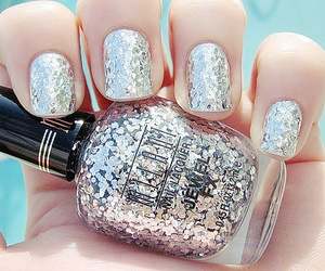 lovely and nails image