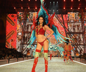 beauty, vs angels, and kendall jenner image