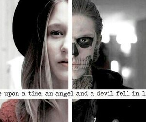 american horror story, angel, and ahs image
